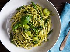 Pesto Pasta With Potatoes And Green Beans Recipe Serious