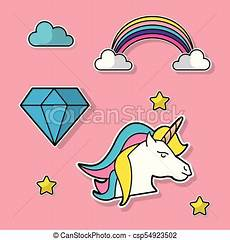 Unicorn Malvorlagen Terbaik Unicorn Rainbow Cloud