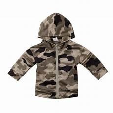 baby camo coats 1 6t toddler baby boy clothing outerwear coats camo