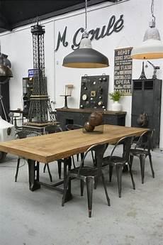 table industrielle en 2019 cuisine table industrielle