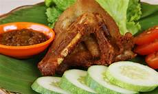 Resep Bebek Goreng Yang Empuk Dan Nikmat Resep Ayam Dan