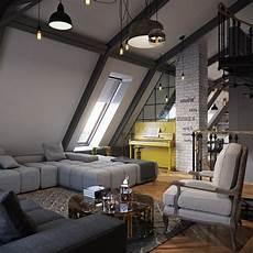 1001 ideen f 252 r die moderne dachgeschosswohnung