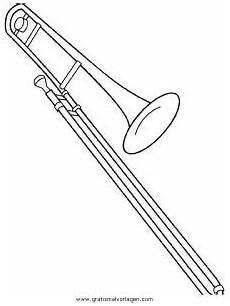 Malvorlagen Trompete Trompete 2 Gratis Malvorlage In Diverse Malvorlagen Musik