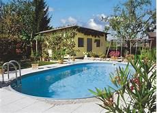 Exclusiv Schwimmbecken Oval 700x300x120 Cm Sw 0 6 Ih 0 6