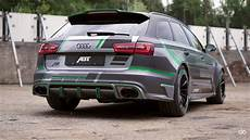 Abt Rs6 E Is The Hybrid Audi Rs6 Avant That You Can T