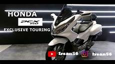 Modifikasi Honda Pcx 150 Touring by Modifikasi Honda Pcx 150 Lokal Exclusive Touring