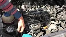 diy diesel injector cleaning with liqui moly diesel purge