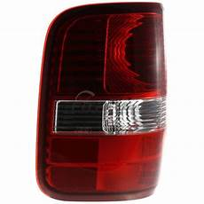 new rear left side tail new left side tail light lens and housing for 2004 2008 ford f 150 fo2800182 ebay