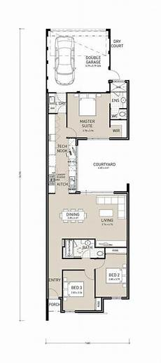 house plans for narrow lots with rear garage centro exclusive a well designed rear garage plan to