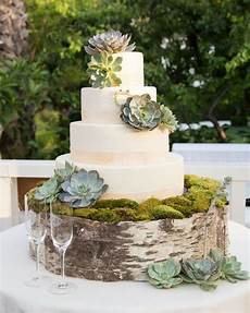 a nature inspired wedding succulent wedding theme