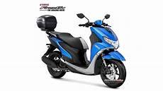 Modifikasi Yamaha Freego by Modifikasi Yamaha Freego Untuk Touring Pakai Setang