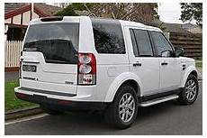 Land Rover Discovery 4 - land rover discovery