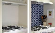 Temporary Kitchen Backsplash Diy Temporary Kitchen Backsplash Smart Diy Solutions For