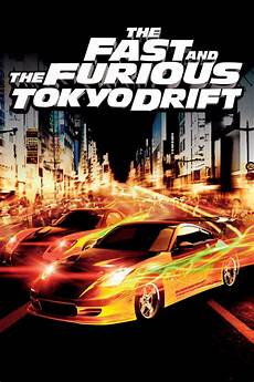 The Fast And The Furious Tokyo Drift 2006 Posters
