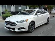 2016 Ford Fusion Review Ratings Specs Prices And