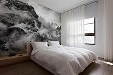 Interior Tips Wall Murals Decor For A Total Bedroom