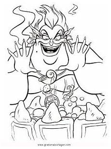 Malvorlagen Meerjungfrau Comic Ursula Sirenetta2 Gratis Malvorlage In Comic