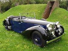 1939 Alvis Speed 25 Sc For Sale  Classic Cars UK