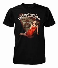 harley davidson t shirts harley davidson s classic vintage pinup