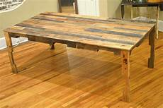 Pallet Dining Tables the shipping pallet dining table paths so startled