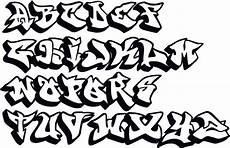 graffiti schrift abc