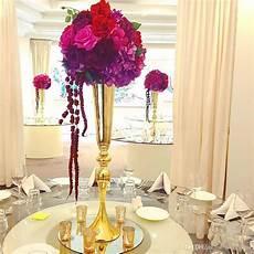 75cm tall wedding flower vase decorations tall vases for decor gold flower vase decorative