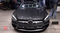 2019 mercedes sl 500 grand edition exterior and interior