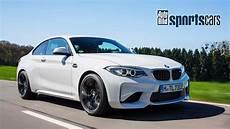 2016 Bmw M2 Fahrbericht Review Test Auto Bild