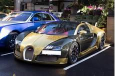 luxury life design incredible gold bugatti veyron