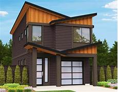 modern house plans for narrow lots narrow lot modern house plan 85099ms architectural