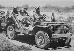 Desert Training 1941  WWII Jeeps Pinterest Deserts