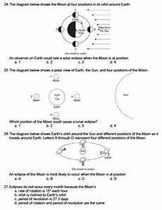 regents earth science eclipse worksheet 13286 worksheet tides and eclipses editable tpt