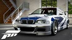 bmw m3 gtr forza 5 bmw m3 gtr most wanted