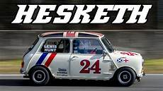 mini cooper hesketh racing