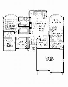 2100 square foot house plans ranch style house plan 3 beds 2 baths 2100 sq ft plan