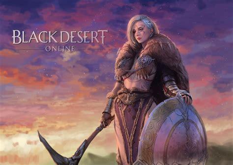 Black Desert Online Art
