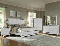 One Bedroom Sets by Arctic 5 Bedroom Set White S