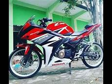 All New Cbr 150 Modif Jari Jari by Modifikasi New Cbr150r 2017