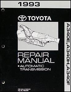 automotive repair manual 1993 toyota camry transmission control 1993 toyota 2wd 4 cyl truck automatic transmission repair shop manual
