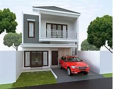 64 Desain Rumah Minimalis Posisi Hook Desain Rumah