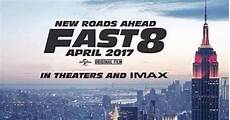 fast and furious 8 start poster of fast and furious 8 released race start