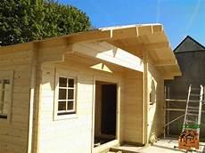 Montage Chalet En Bois Habitable Avec Garage Stmb
