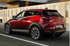 Mazda Cx 3 Modellpflege F 252 R 2019 News Offroad