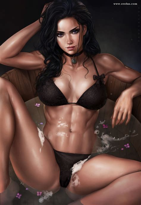 The Witcher Yennefer Hot