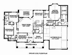 2500 sq ft ranch house plans craftsman style house plan 3 beds 3 baths 2500 sq ft