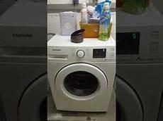 hilfe samsung waschmaschine wf70f5e0r4w nagelt klopft