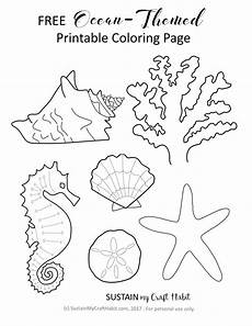 free themed coloring page sustainmycrafthabit small sustain my craft habit