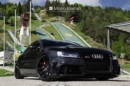 BLACK AUDI RS5 BODY KIT  CARS Pinterest Photos Audi
