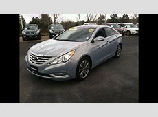 2013 Hyundai Sonata 2.0T Limited (Start Up, In Depth Tour