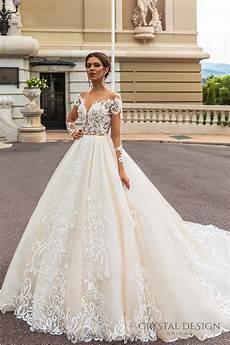 crystal design 2017 wedding dresses haute couture bridal collection wedding inspirasi